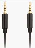 Dual 3.5 mm jack - Headset Connection